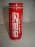 BAZI Energy Drink Review